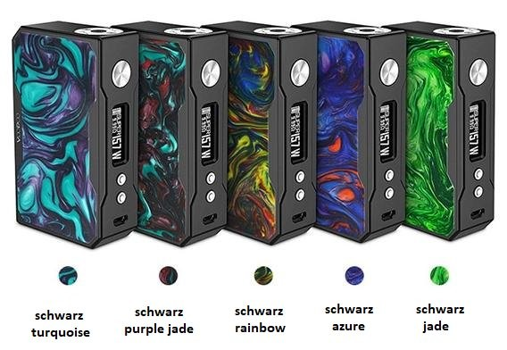 VooPoo Drag Box Resin