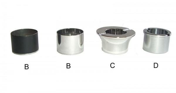 Cones für eGo- und eVod- Akkus