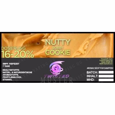 Aroma Nutty Bobby Cookie