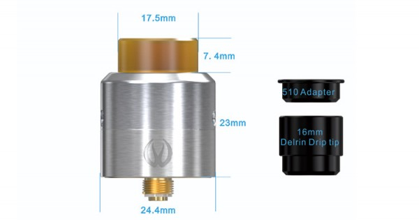 Vandy Vape Pulse 24 RDA (BF)