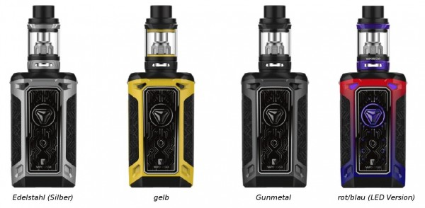 Vaporesso Switcher mit NRG Tank (5 ml)