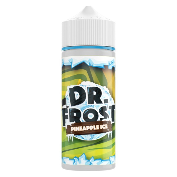 Liquid Pineapple Ice - Dr. Frost 100ml/120ml