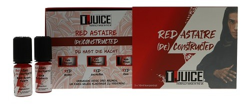 Red Astaire (De)Constructed