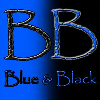 Aroma Blue & Black