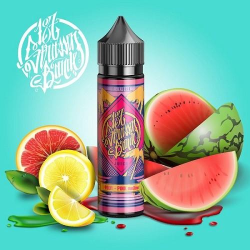 Liquid #001 Pink Mellow - 187 Strassenbande 50ml/60ml