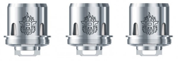 3 TFV8 X-Baby Coils