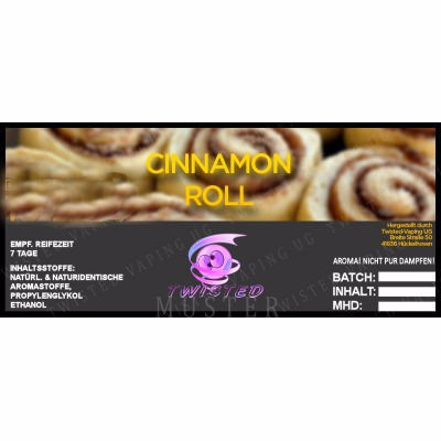 Aroma Cinnamon Roll